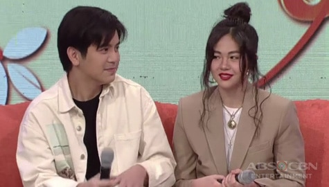 Magandang Buhay: Janella at Joshua, ikinuwento ang similarities nilang dalawa Image Thumbnail