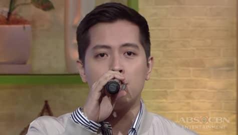 """Jason Dy sings """"Price Tag"""" on Magandang Buhay Image Thumbnail"""