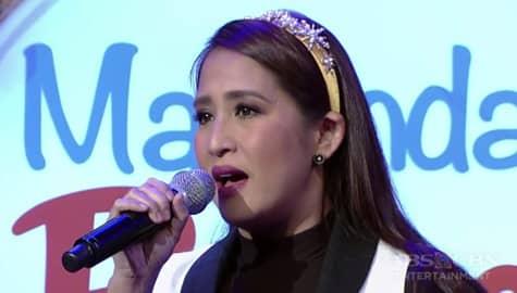 """Jolina Magdangal sings """"Iingatan Ka"""" on Magandang Buhay Image Thumbnail"""
