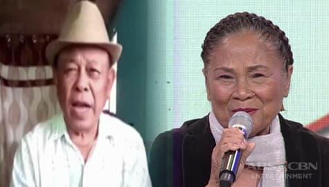 """Magandang Buhay: Violeta Bayawa, may mensahe para sa kanyang """"Ga"""" Image Thumbnail"""