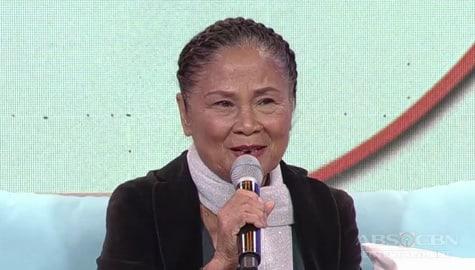 "Magandang Buhay: Sino nga ba si ""Ga"" sa buhay ni nanay Violeta Bayawa? Image Thumbnail"