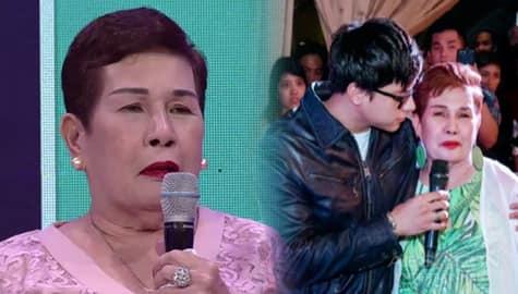 Magandang Buhay: Momshie Thelma, laking pasasalamat sa kanyang apo na si Daniel Padilla para sa kanyang birthday celebration Image Thumbnail