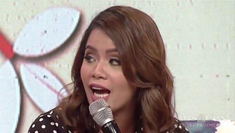 Magandang Buhay: DJ Cha-cha, inaming nakikipag-fling siya noong single siya Image Thumbnail