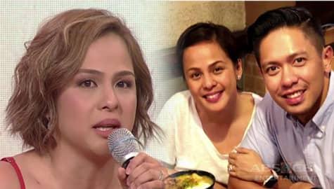 Magandang Buhay: Nikki gets emotional while giving message for her 'dada' Image Thumbnail