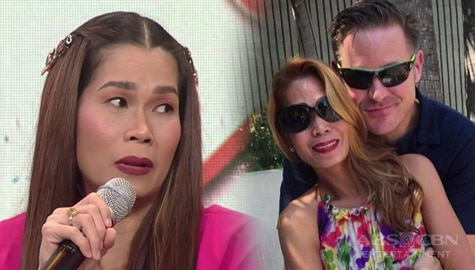 Magandang Buhay: Pokwang's touching message for her babe Image Thumbnail