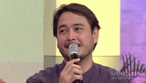 """Cris Villanueva on Magandang Buhay: """"walang medyo bawal sa totoong buhay"""" Image Thumbnail"""