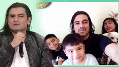 Magandang Buhay: Eric, ibinahagi kung gaano kahirap maging isang magulang Image Thumbnail