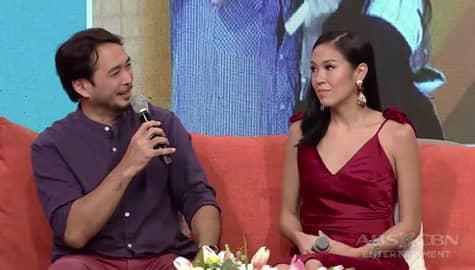 Magandang Buhay: Zara Carbonell, ibinahagi kung paano bilang popshie si Cris Villanueva Image Thumbnail