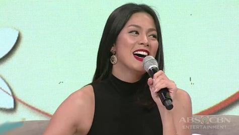Magandang Buhay: Ariella, hindi inexpect na mae-enjoy niya ang showbiz industry Image Thumbnail