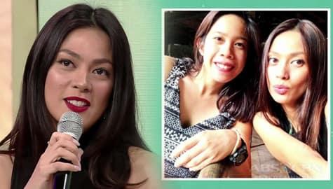Ariella, pinipigilang maging emosyonal sa Magandang Buhay Image Thumbnail