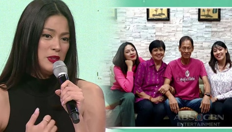Magandang Buhay: Ariella talks about her simple family Image Thumbnail