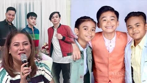 Magandang Buhay: Momshie Karla, gustong maka-showdown nina Lucas, Matty at Enzo ang TNT Boys Image Thumbnail