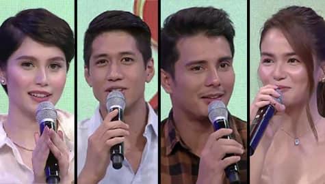 Magandang Buhay: Ang nakaka-touch na message nina Ejay, Jessy at Aljur para sa kanilang minamahal Image Thumbnail
