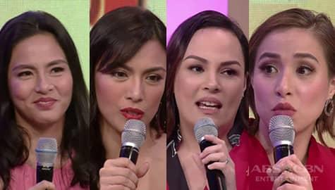 Magandang Buhay: Ciara, Matet, LJ at Cristine, ikinuwento kung ano ang ginagawa nila pag nagta-tantrums ang kanilang anak Image Thumbnail