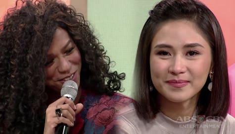 Magandang Buhay: Ang nakakaiyak na mensahe ni Jimi para kay Sarah Image Thumbnail