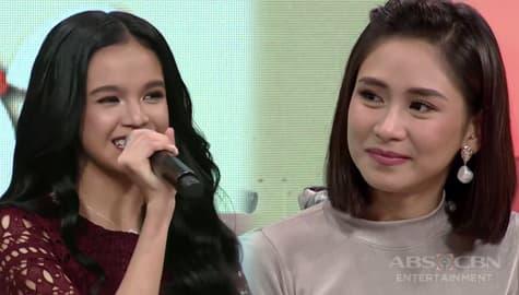 Magandang Buhay: Zephanie describes Sarah as an artist Image Thumbnail