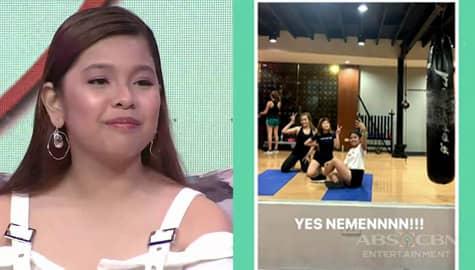 Magandang Buhay: Elha, nagwo-workout para ma-maintain ang kanyang figure ngayon Image Thumbnail