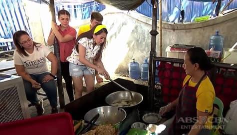 Magandang Buhay: Momshie Jolina tries to cook Vigan's famous Okoy Image Thumbnail