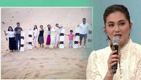 Magandang Buhay: Dimples, ibinahagi ang kaniyang recent Dubai trip with family Image Thumbnail