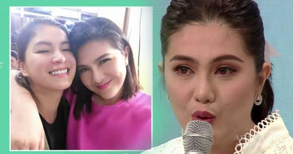 """Dimples , sinabing si Angel ang kanyang hero: """"siya ang nag-iisang Darna para sa akin"""" Image Thumbnail"""