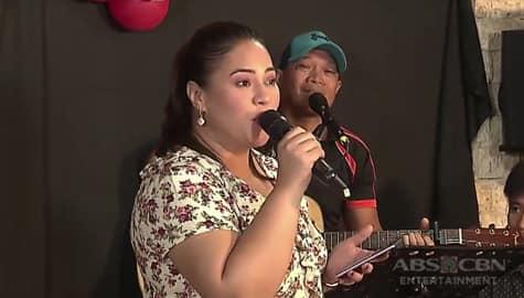 """Magandang Buhay: Momshie Karla sings """"Habang May Buhay"""" Image Thumbnail"""