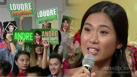 "Lou to their fans on Magandang Buhay: ""I wouldn't be with Andre if it weren't for you guys"" Image Thumbnail"