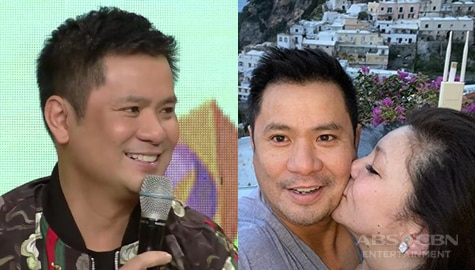 Magandang Buhay: Ogie explains why they spent their honeymoon in Italy Image Thumbnail