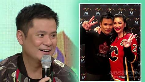 Magandang Buhay: Ogie, ibinahagi ang sikreto sa pagkakaroon nila ng 'relationship goals' ni Regine Image Thumbnail