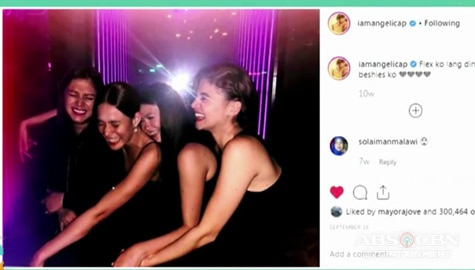 Magandang Buhay: The story behind Angelica, Anne, Angel and Bea's photo Image Thumbnail