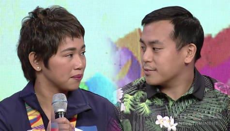 Magandang Buhay: How Hidilyn Diaz met her boyfriend Image Thumbnail