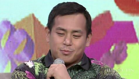 """Magandang Buhay: Julius, sinabi kung bakit para sa kanya si Hidilyn na ang kanyang """"the one"""" Image Thumbnail"""
