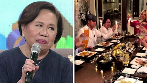 Magandang Buhay: Momshie Rosario shares how they will celebrate their Christmas Image Thumbnail
