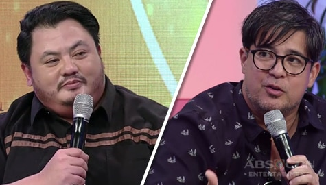 Magandang Buhay: Aga at Niño, may mensahe ng pasasalamat para sa isa't isa Image Thumbnail