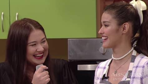 Magandang Buhay: Andie describes Liza as a friend Image Thumbnail