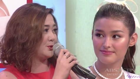 Magandang Buhay: Katya's birthday wish for Liza Image Thumbnail