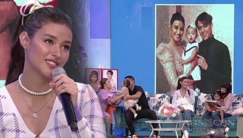 Magandang Buhay: Rianne, spoiled na spoiled kay Liza Image Thumbnail