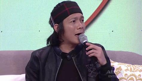 Magandang Buhay: Jovit, muntikan nang mabangga sa truck nang sinubukang bumyahe habang may ash fall Image Thumbnail