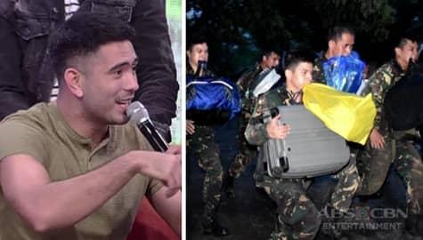 Magandang Buhay: Gerald, sinabing nagdala pa ng maleta si Nash sa kanilang training Image Thumbnail