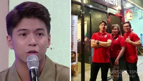 Magandang Buhay: Nash, sinabing nagiging financial adviser siya ng kanyang co-stars Image Thumbnail