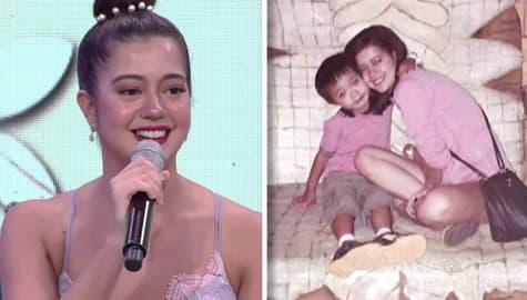 Magandang Buhay: Andrea, ikinuwento kung paano ini-spoiled ni Sue ang kanyang anak na si James Image Thumbnail