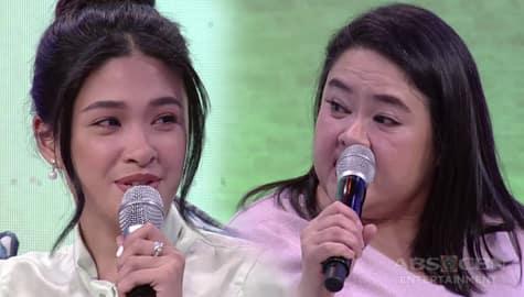 Magandang Buhay: Yam, naiyak habang nagbibigay ng mensahe sa kanyang momshie Bebs Image Thumbnail