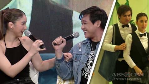 Magandang Buhay: Julia at MJ, nabuo ang friendship sa Ngayon at Kailanman Image Thumbnail