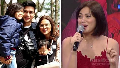 Magandang Buhay: Lara, hindi makapaniwala sa narating ng relasyon nila ni Marco Image Thumbnail
