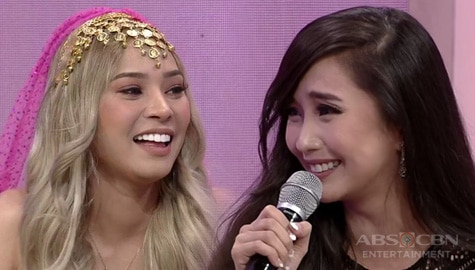 Magandang Buhay: Alodia, proud na proud kay Genie-nga Image Thumbnail