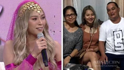 Magandang Buhay: Genie-nga, sinabing sobrang cool ng kanyang mga magulang Image Thumbnail