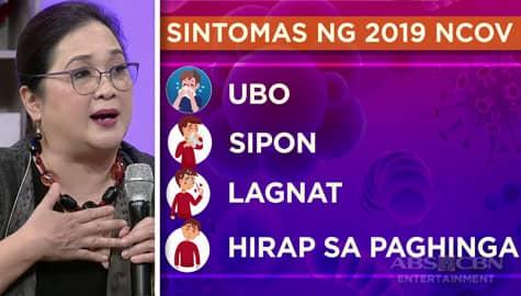 Magandang Buhay: Mga sintomas ng 2019-NCOV Image Thumbnail
