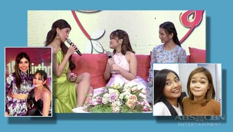 Magandang Buhay: Krissha at Ana, ikinuwento kung paano sila naging close kay Janine Image Thumbnail
