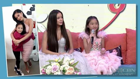 Magandang Buhay: Ylona, nakatanggap ng birthday message sa kanyang kapatid Image Thumbnail