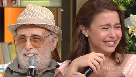 WATCH: Yassi Pressman in tears over her Papito Image Thumbnail
