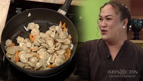 Magandang Buhay: Negi, inspirasyon ang pagkahilig sa fishball kaya nagawa niya ang tipid recipe na kanyang ibinahagi Image Thumbnail